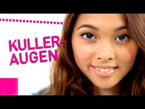 Kleine Augen ganz groß! 3 einfache Tricks - Make-up-Stars