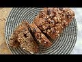 Zero Waste Vegan Banana Bread Recipe | Low-Fat + Oil-Free