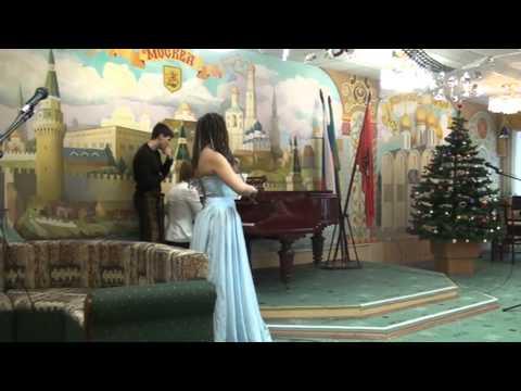 Антонин Дворжак - Цыганская песня, Antonin Dvorjak - Gypsy song