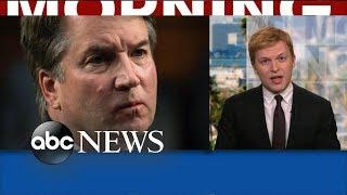 Ronan Farrow on breaking story of 2nd Kavanaugh accuser