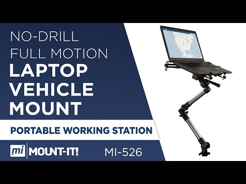 Mount-It Laptop Vehicle Mount