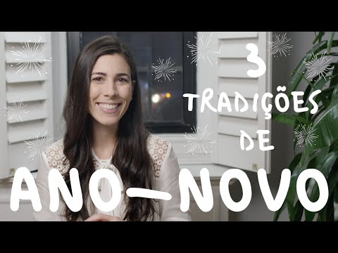 Brazilian Culture: 3 New Year's Eve Traditions | Speaking Brazilian