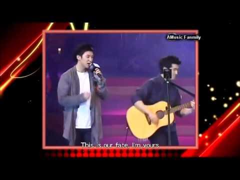 李治廷 Aarif Rahman (Lee) - I'm Yours & Fly Away (Live) 20120108