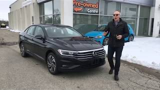 All New 2019 Volkswagen Jetta First Drive