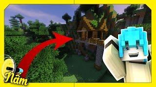Mùa hè xây gì trong sinh tồn ( Minecraft Mùa Hèl )