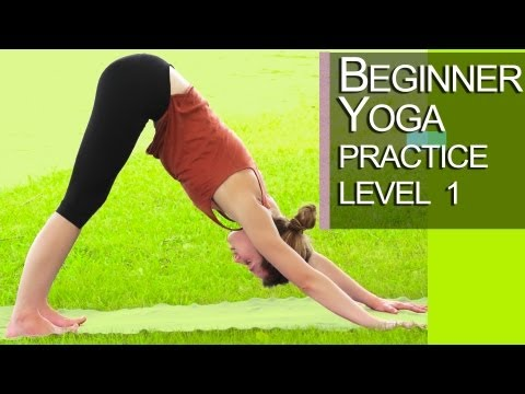 Yoga - Beginner Yoga Practice Level 1