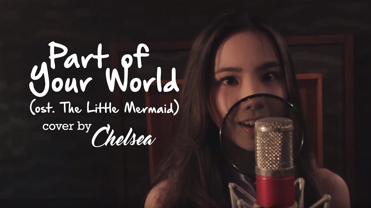 Part of Your World - The Little Mermaid Cover by Agatha ...
