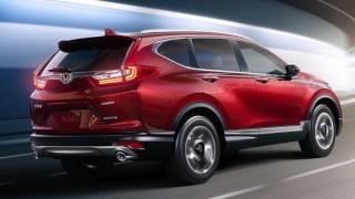 Buick Encore Compared to the Honda CR-V in San Antonio