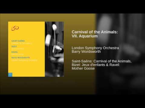 Carnival of the Animals: VII Aquarium