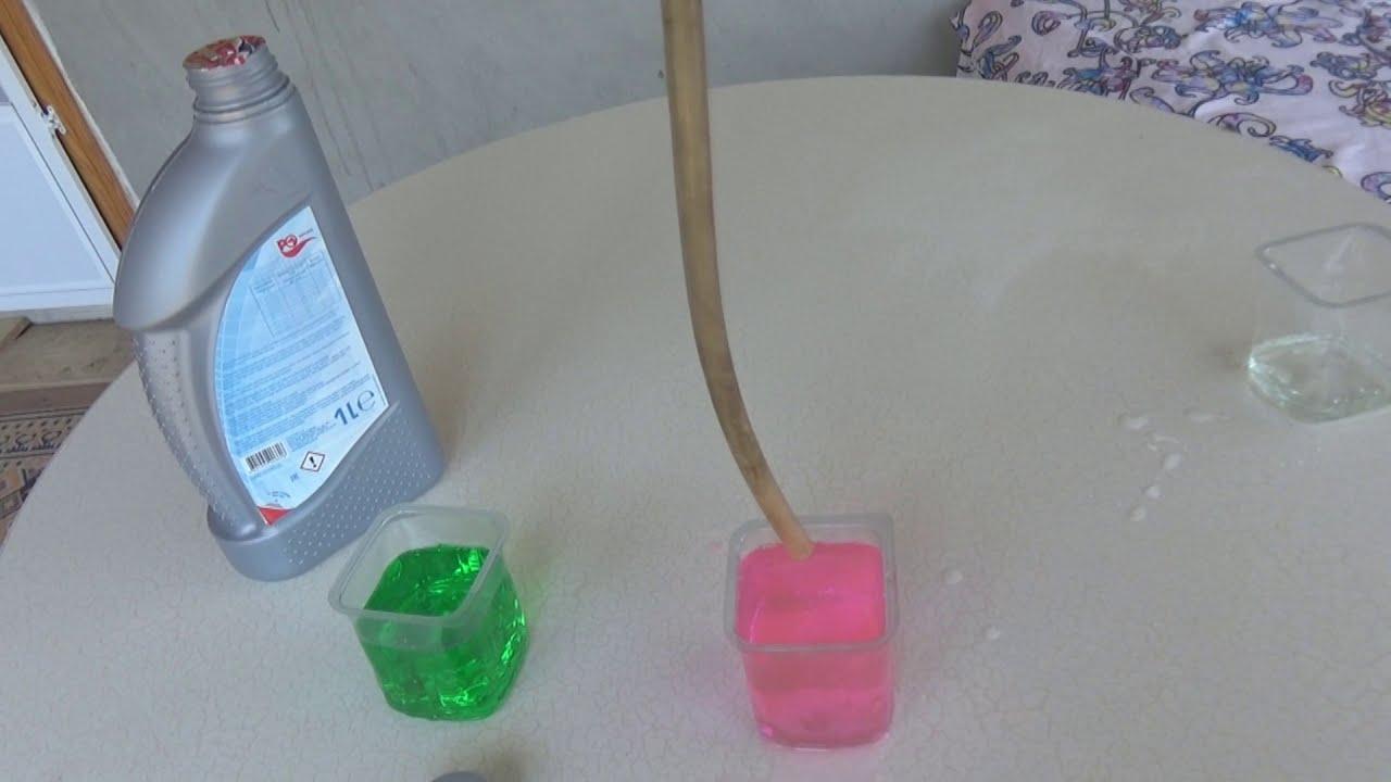 iki farklı antifriz kırmızı ve yeşil karıştırılırsa ne olur ,test