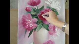 Мастер-Класс масляной живописи