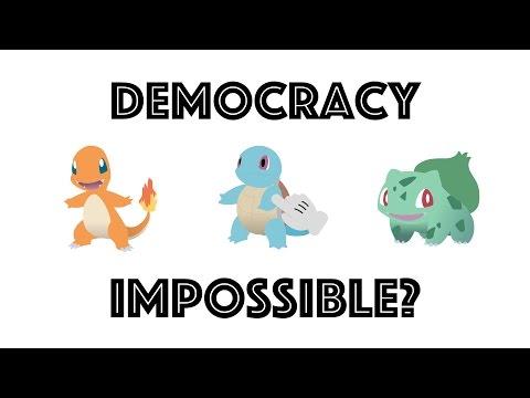 Is Democracy Impossible? (Arrow