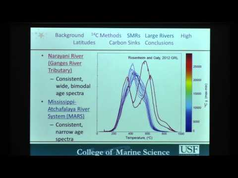 Brad Rosenheim, Assistant Professor Geological Oceanography USF College of Marine Science - Part II