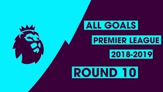 Premier League Goals & Highlights: This Week MatchDay 10 / 2018