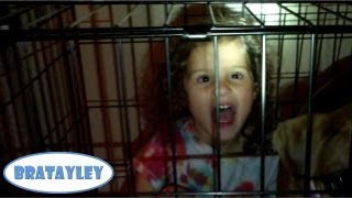Amazing 5 Year Old Flip Out! (WK 144.5) | Bratayley