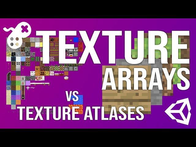 Texture Arrays vs Texture Atlases