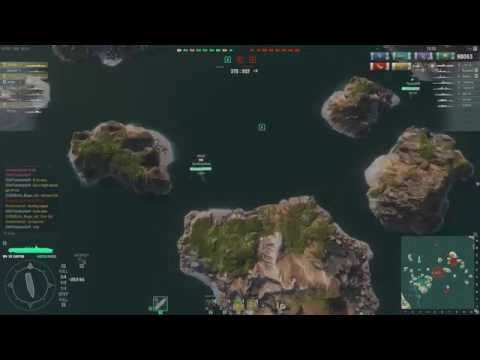 Tier VII   SAIPAN   8 Kills   CLEAR SKY   World Of Warships