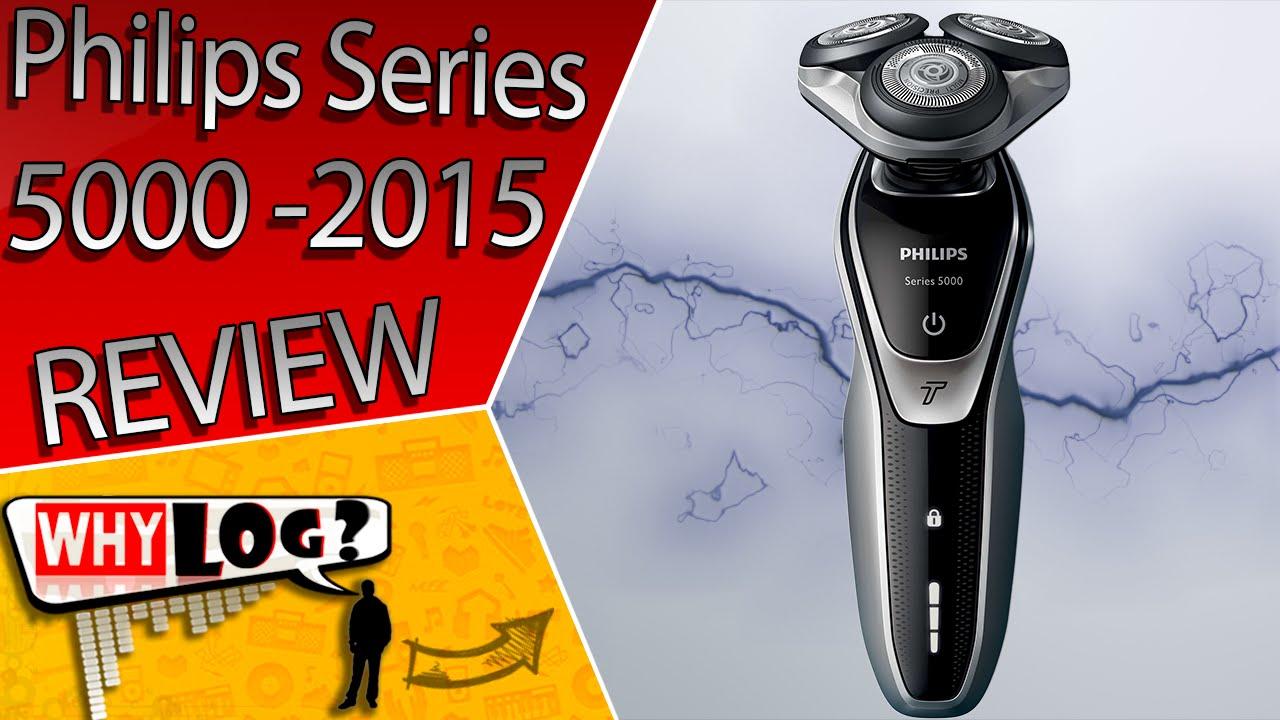 Philips Series 5000  2015  S5320  06 Rasierer