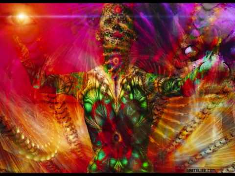 Infected Mushroom Elevation Trippy Art video