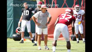 Drew DeArmond Breaks Down Alabama Ahead of the Second Scrimmage of Fall Camp