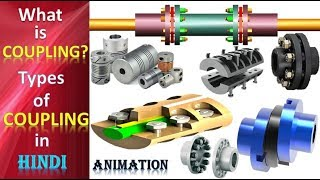 What is Coupling? | Types of Coupling in Hindi with Animation