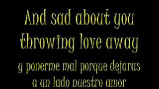 Rascal Flatts- I Feel Bad (Lyrics: English/ Spanish)