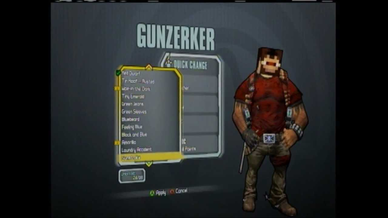 Collection Minecraft Easter Egg Borderlands 2 Pictures - The ...