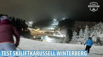 Test Skigebiet Winterberg (Reportage)