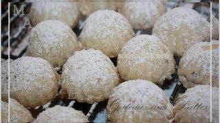 Maamoul-معمول Gateaux Aux Dattes / Dates Cookies-sousoukitchen