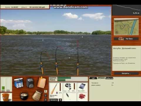 Русская рыбалка 3  Ловля Сома