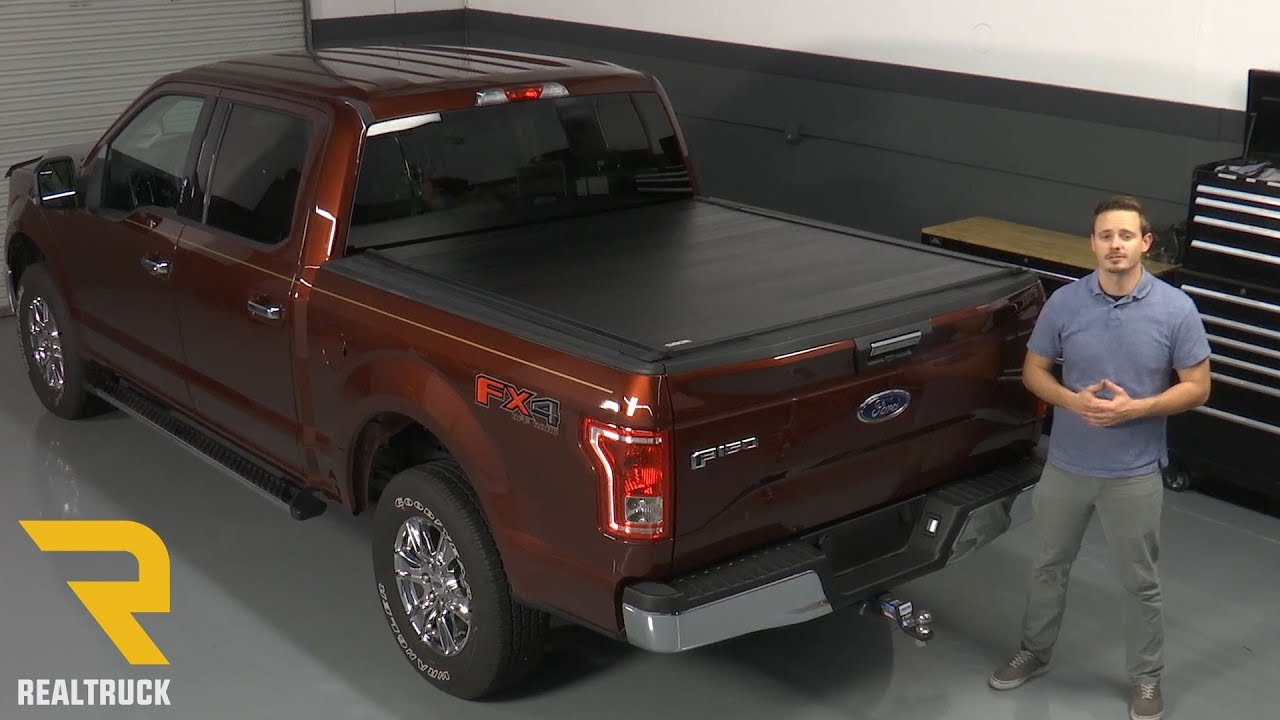 How To Install Gator Recoil Retractable Tonneau Cover On A 2017 Ford F 150