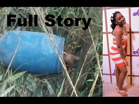 Woman's Body Found in Barrel (FUll Story) SHOCKING- MUST WATCH