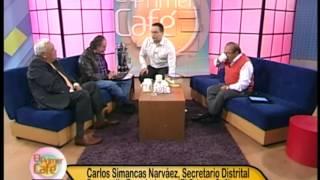 Entrevista  El Primer Cafe