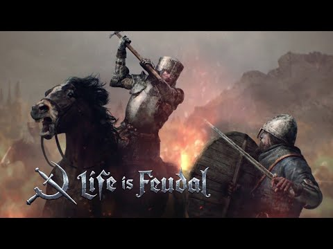 Life Is Feudal: MMO StudentMIFI В ТЫЛУ ВРАГА