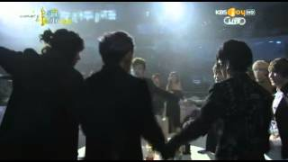 130131 Kim Jang Hoon Feat Super Junior Seoul Music Award