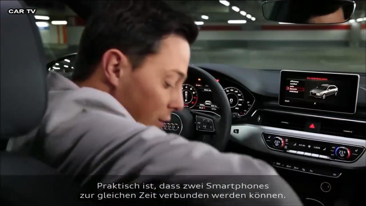 Audi A4 Avant New 2017 Review Test Drive Driving Car