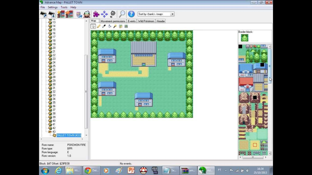 Pokemon Fire Red Tutorial Parte 1 Advance Map New map on sapphire map, sinnoh map, blue safari zone map, fire zone map, game of thrones dragonstone map, auburn university map,