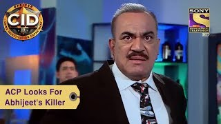 Your Favorite Character | ACP Pradyuman Looks For Abhijeet's Killer | CID