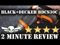 Black and Decker Pivot 4v - 2mr -  2 minute review - Tony D - 4 stars