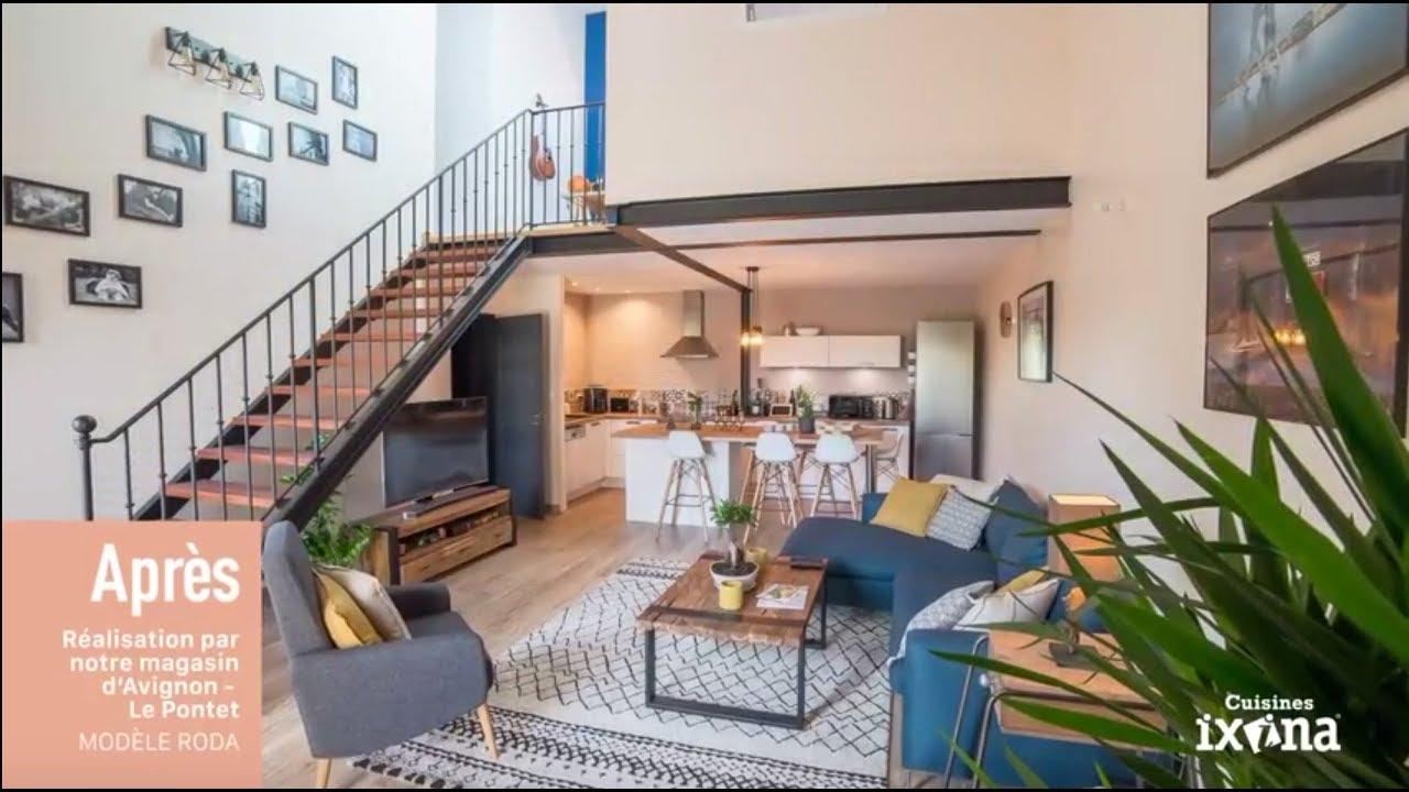 Relooking Appartement Avant Après relooking cuisine avant après – vos plus beaux projets cuisine 2019 ixina