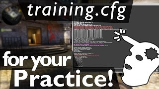 CSGO ~ Config: How to create one! Guide for training and practice scenario!
