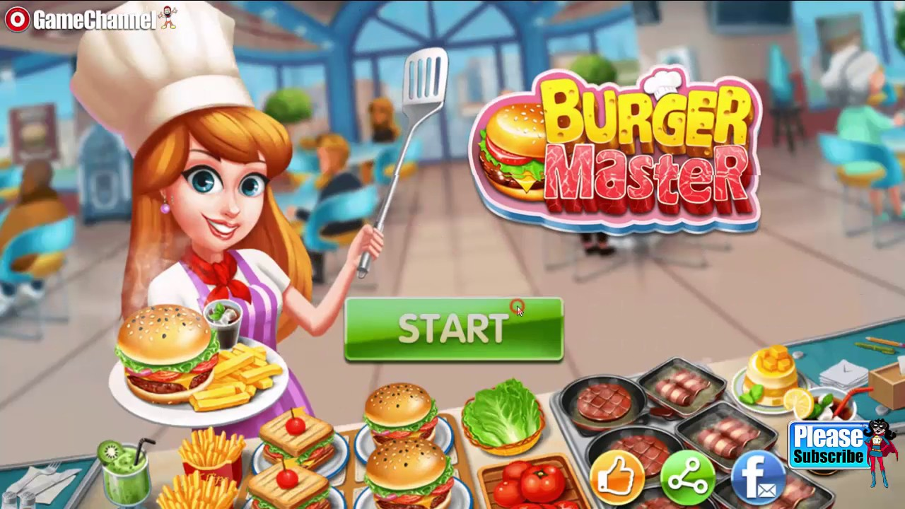 скачать на андроид игру мастер бургер 3