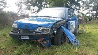 Vid�o Rallye de Saint Germain la Campagne 2014 [Crash and Show] par HD rally crash (2943 vues)