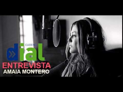 Amaia Montero - Entrevista En Cadena Dial - Si Dios Quiere, Yo También