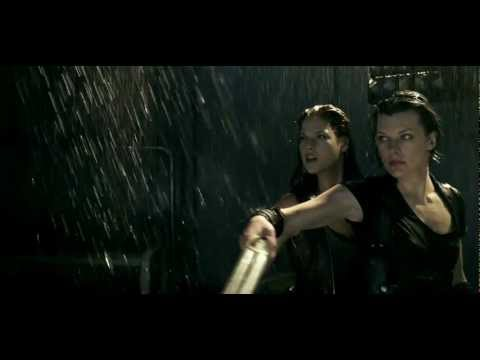 Film Sound Final Project - Resident Evil: Afterlife