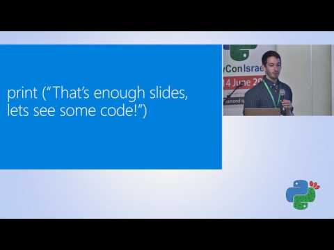 Real Time Sensor Anomaly Detection with Sci Kit Learn and the Azure Stack - Ari Bornstein