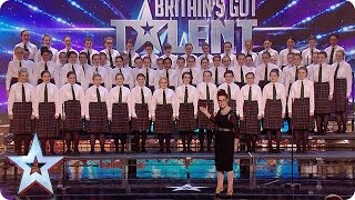 Preview: Presentation School Choir are in perfect harmony | Britain's Got Talent 2016