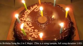 1 Romantic Birthday Song No 1 in C Major for Lovers   Beautiful Piano Music by Miranda Wong   YouTube