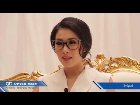 Wawancara dengan Sandra Dewi