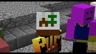 HO INCONTRATOOS !!! Minecraft en compagnia con New - ROBLOX [LIVE]